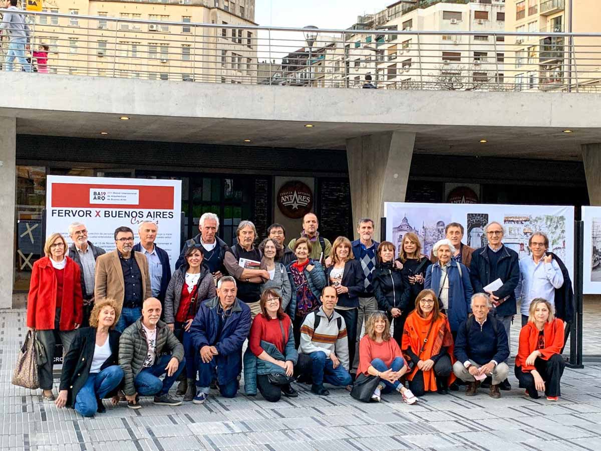 Bienal de Arquitectura .Octubre 2019.